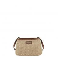 Pierre Cardin Stylish Weaving Tote Bag