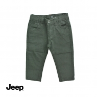 JEEP BABY BOY COTTON LONG PANTS -NAVY