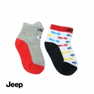 JEEP BABY BOY 2-IN-1 SOCKS