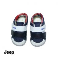 JEEP BABY BOY WALKING SHOES -BLUE
