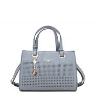 Pierre Cardin Special Pattern Cut Shoulde Bag